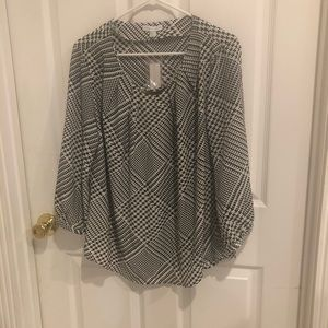 New York and company women's blouse
